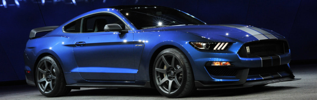 2016 ford shelby mustang gt350