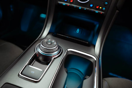 2017 Ford Fusion shifter