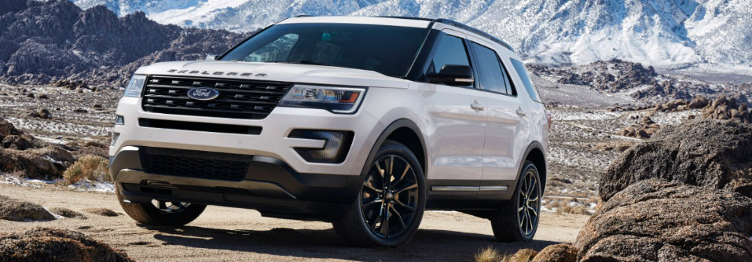 2017 Ford Explo...