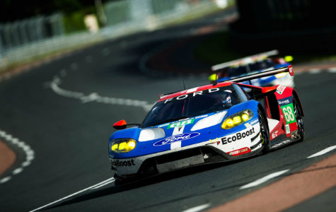 Ford EcoBoost GT racecar