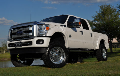 Images Of Florida Custom Lifted Ford Trucks