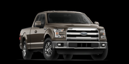 2017 Ford F-150 Caribou