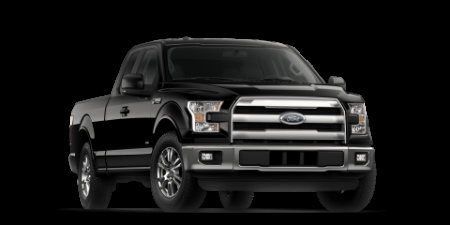 2017 Ford F-150 Shadow Black