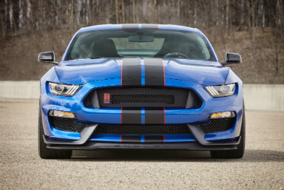 2017 Ford Shelby Mustang GT350R front