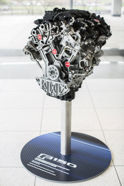 New Ford   Ecoboost Engine