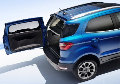 Ford EcoSport back