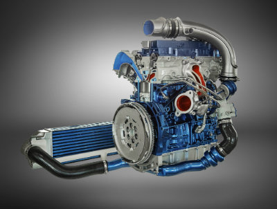 2017 Ford Focus RS engine awards