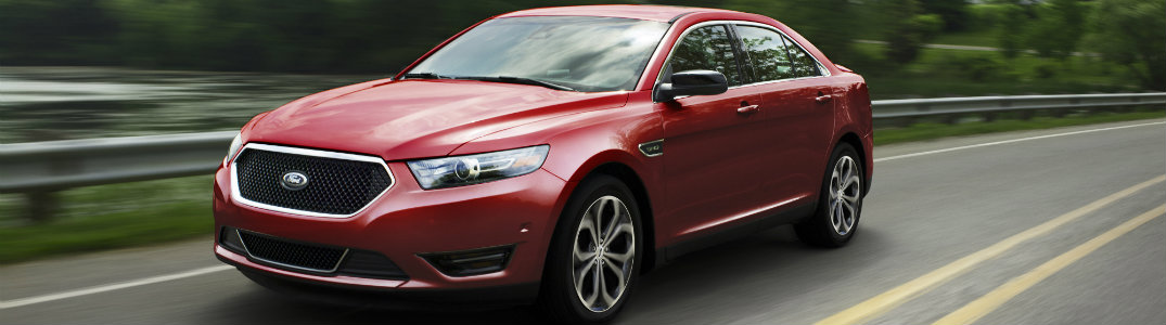 2017 Ford Fusion red