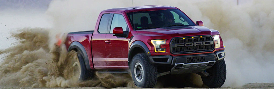 2017 Ford F-150 Raptor Named AutoGuidecoms Truck of the Year_o