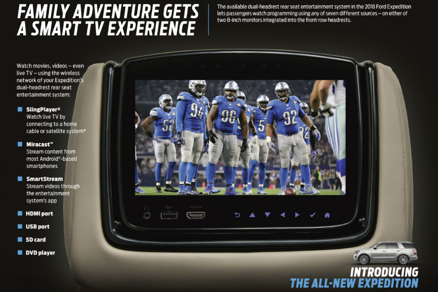 Ford Expedition Entertainment System Fact Sheet_o