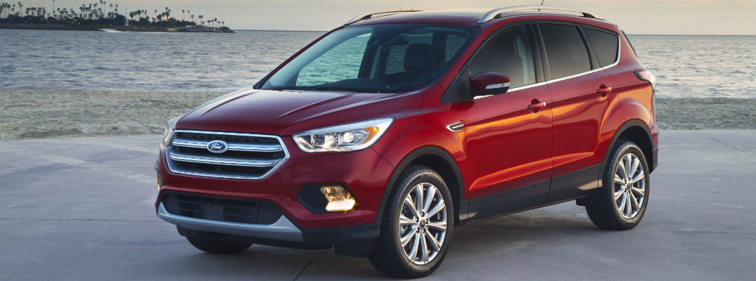 2017 Ford Escape Engine and Performance Features_o