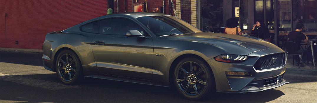 2018 Ford Mustang New Pulsing Start Button Feature_o