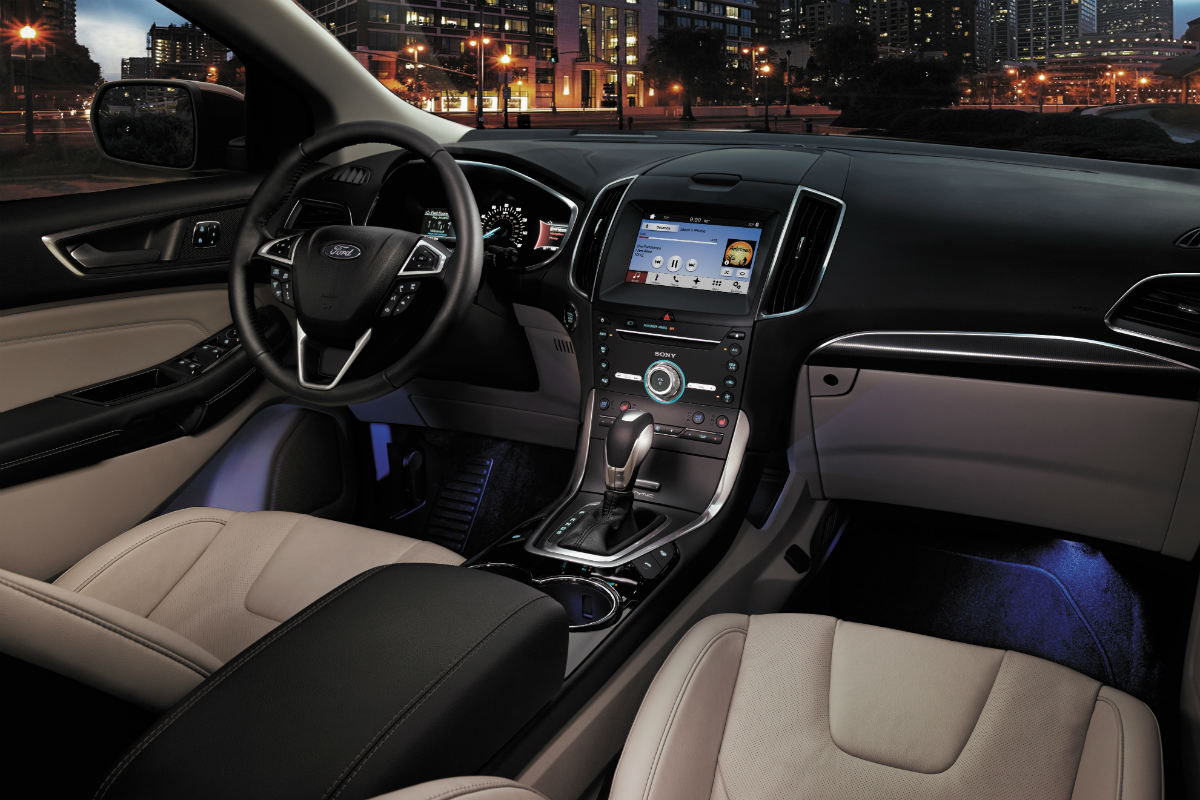 Ford Edge Advanced New Safety Features