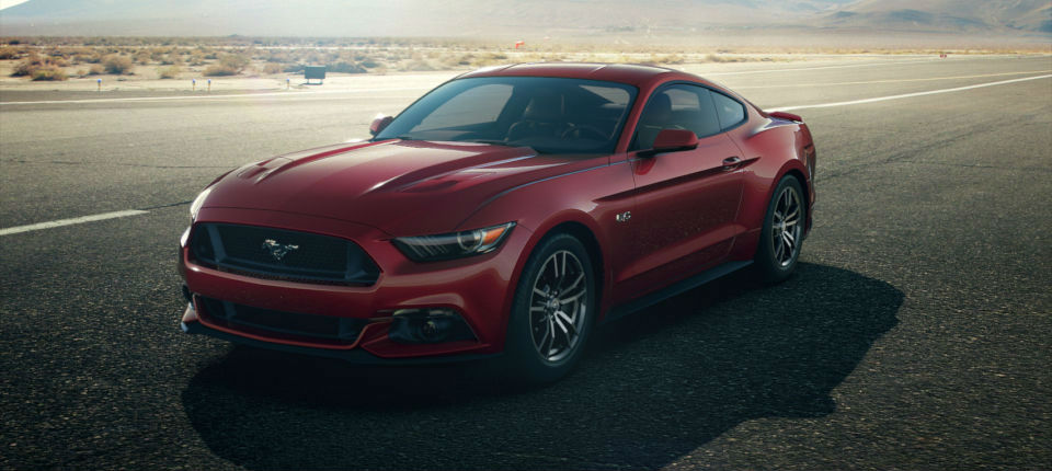 ford mustang exterior color options