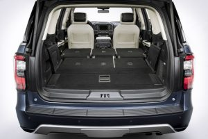 2018 Ford Expedition rear interior cargo space_o