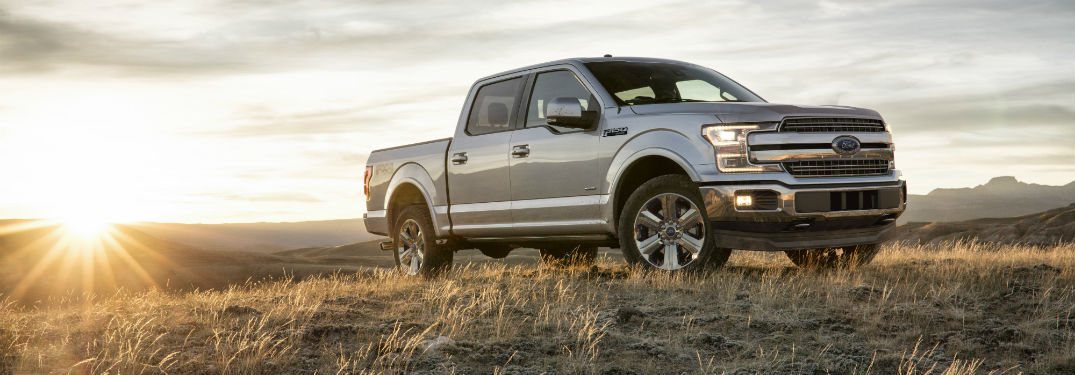 2018 Ford F-150 New Built Ford Tough Design_o