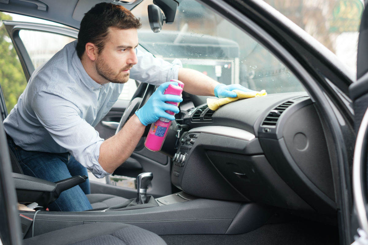 How To Get Stains Out Of Car Seats >> Top 4 Interior Car Maintenance Tips