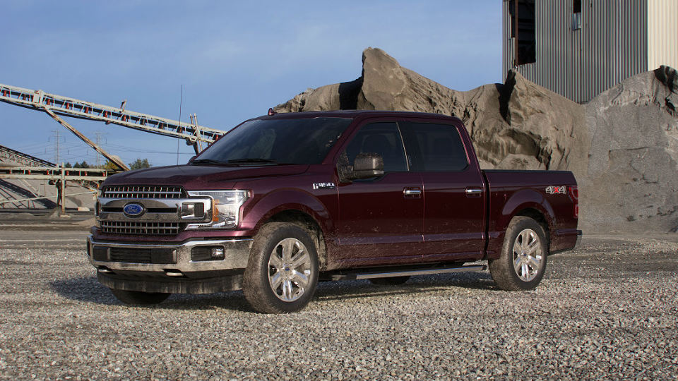 Ford F 150 King Ranch >> Pictures of All 2018 Ford F-150 Exterior Color Options