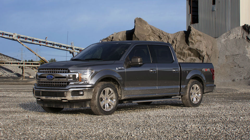 2018 F150 Colors >> Pictures Of All 2018 Ford F 150 Exterior Color Options