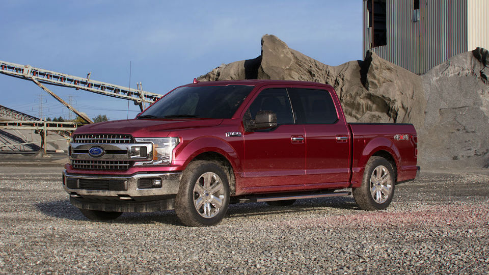 How Much Can An F150 Tow >> Pictures of All 2018 Ford F-150 Exterior Color Options