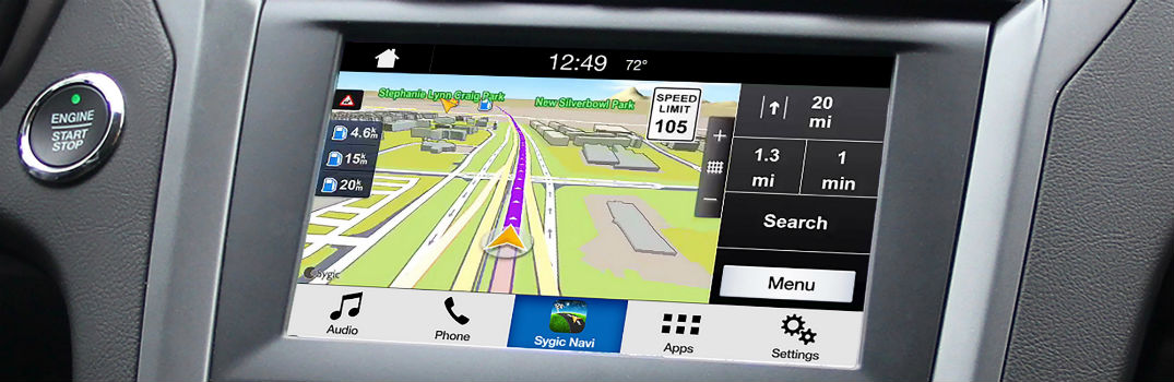 What Features Come with the Ford SYNC Infotainment System?