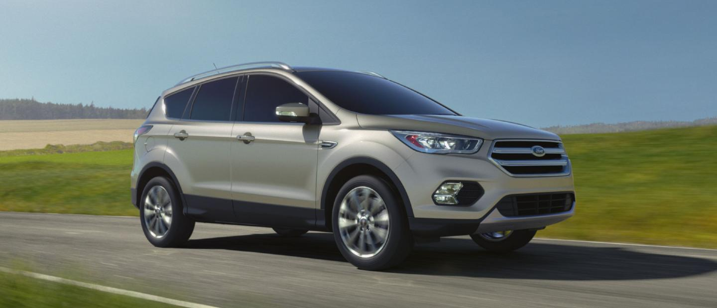 Ford Escape Colors >> Gallery Of 2018 Ford Escape Exterior Color Options