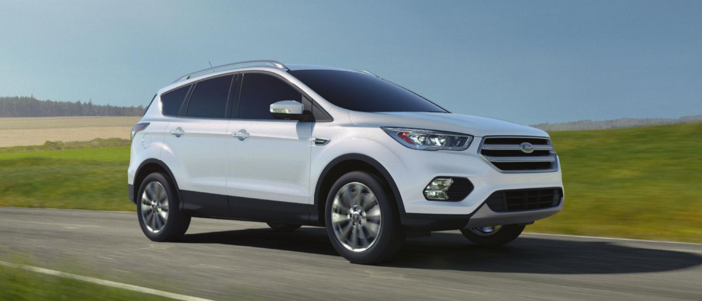 Ford Escape Exterior Color White Platinum_o