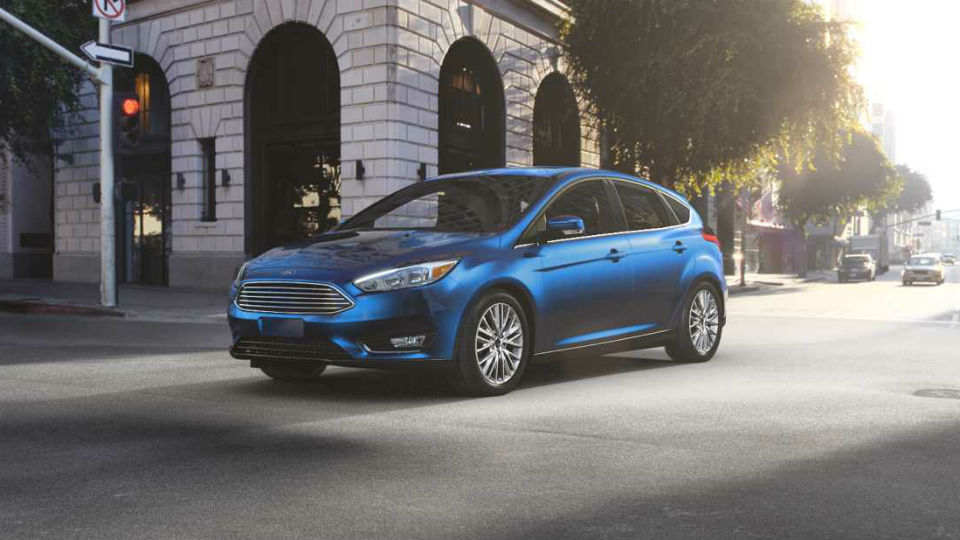 ford focus exterior color gallery