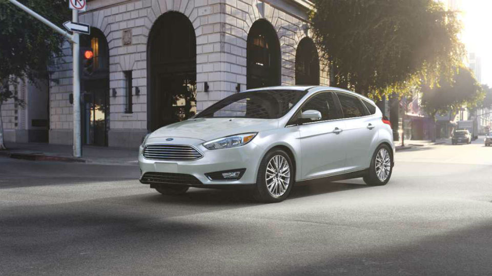 2019 Ford Trucks >> 2018 Ford Focus Exterior Color Gallery