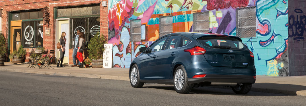 2018 Ford Focus Standard and Available Safety and Tech Features_o