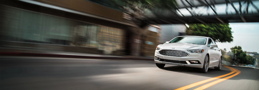 How Safe is the New Ford Fusion Lineup?