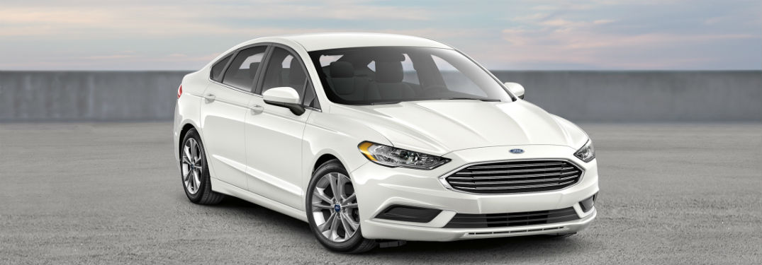 2018 Ford Fusion Trim Level Differences_o