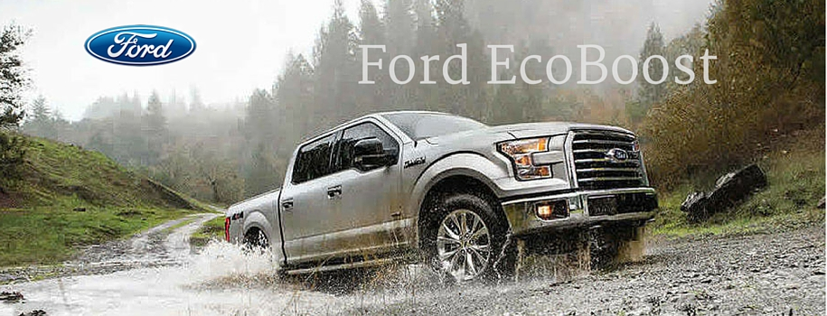 Get Ford EcoBoost technology at Waterloo Ford in Edmonton, AB
