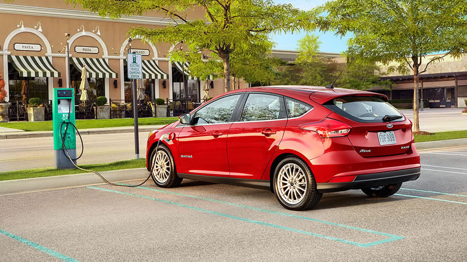 How Ford is becoming more eco-conscious