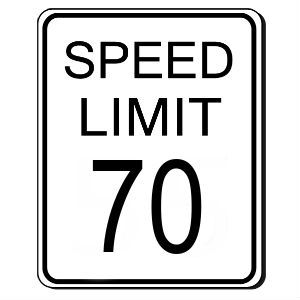 should speed limits be abolished on interstate highways Additionally interstate highways were supposed to be  the toll booths have strict speed limits of 10 or 15 mph as you drive  toll roads and interstates.