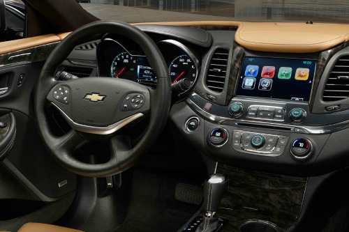 a look at the 2015 chevy impala features. Black Bedroom Furniture Sets. Home Design Ideas