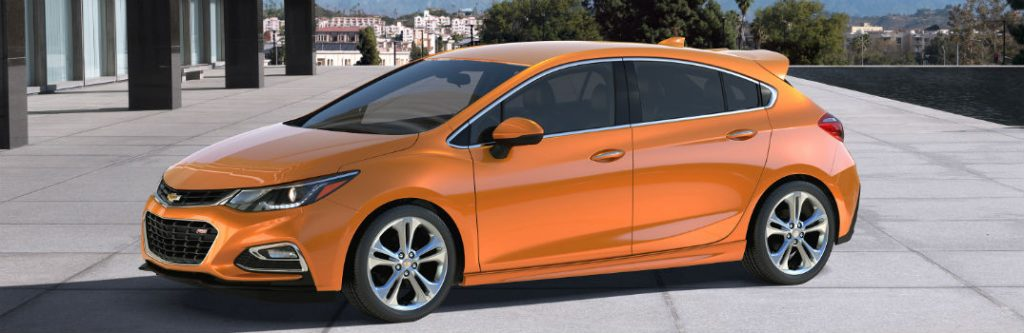 2017 chevy cruze hatchback new interior and exterior features. Black Bedroom Furniture Sets. Home Design Ideas