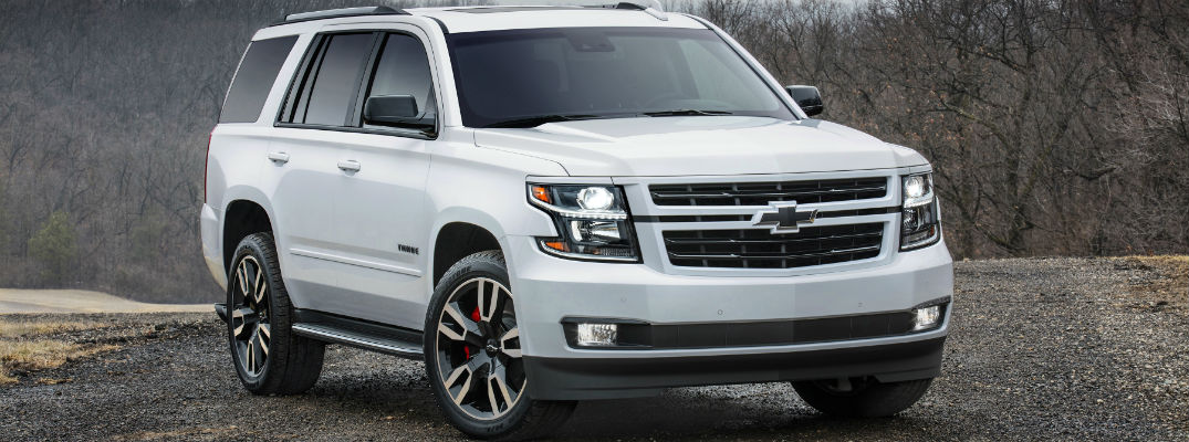 2018 Chevrolet Tahoe RST and Suburban RST Special Edition Features_o