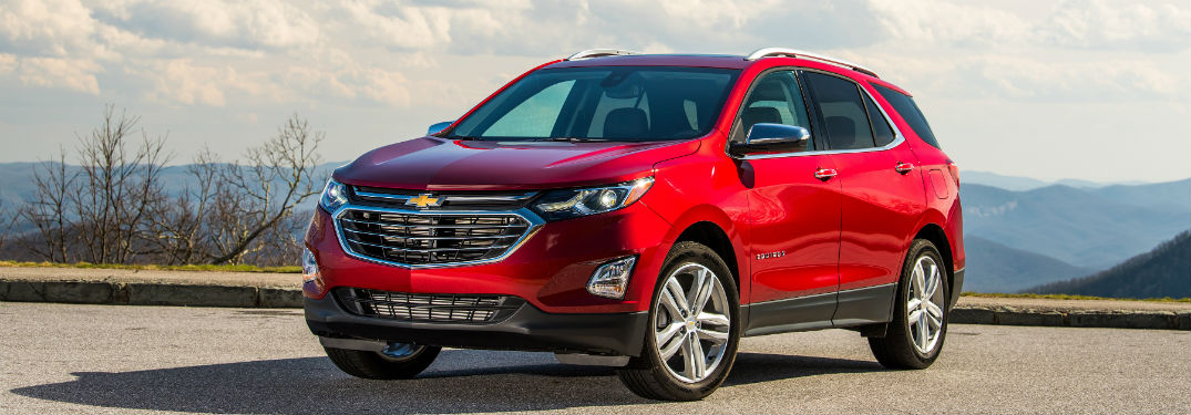 2018 Chevrolet Equinox New Lighter Body Features_o