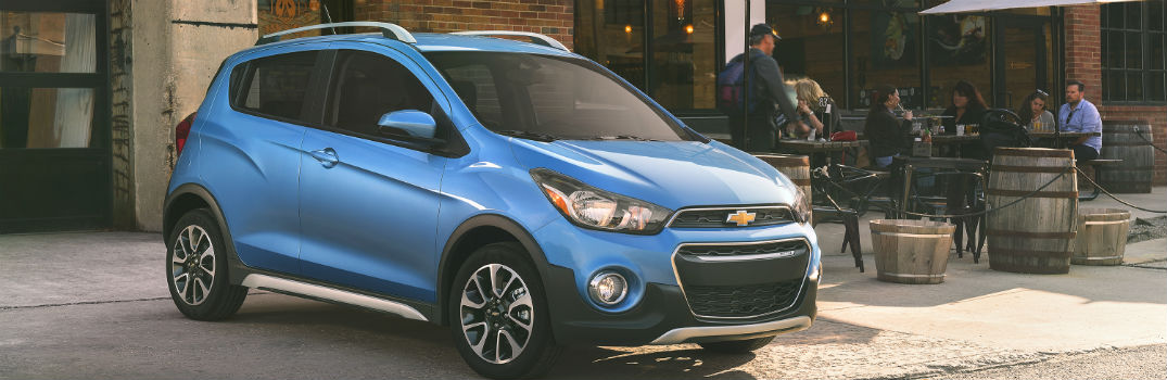 2017 Chevrolet Spark New Safety and Technology Features_o