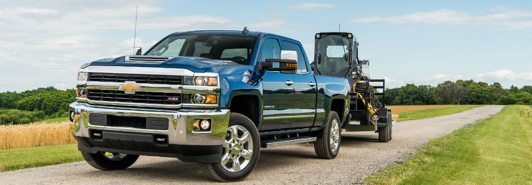 2018 Chevrolet Silverado 2500 New Safety and Technology Features_o