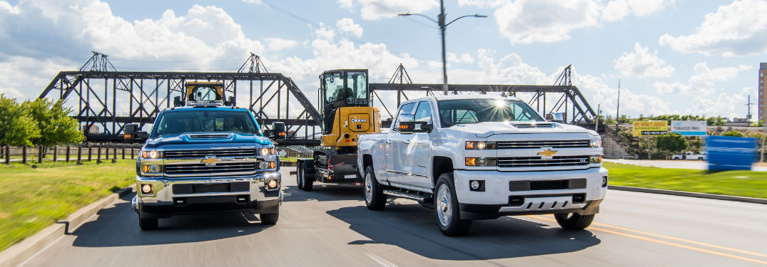 Towing and Hauling Ratings for the 2018 Chevrolet Silverado 2500_o