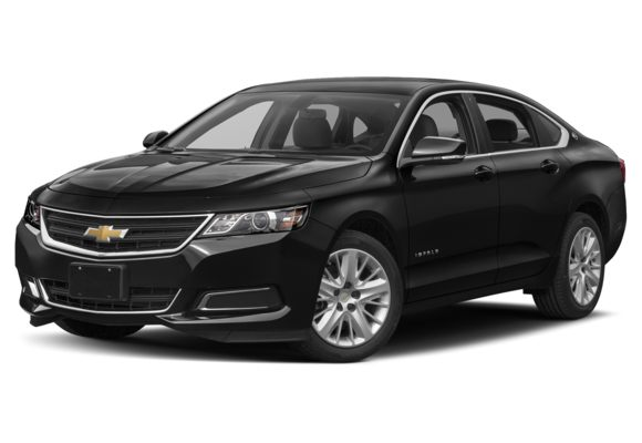 2018 Chevrolet Impala Available Color Options