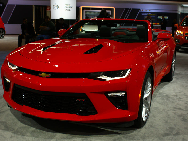 What S The New 2018 Chevrolet Camaro Zl1 1le Package