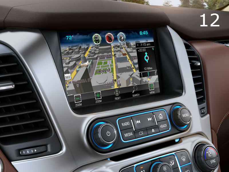Chevy Mylink Software Update >> does the 2016 suburban have android auto or apply carplay