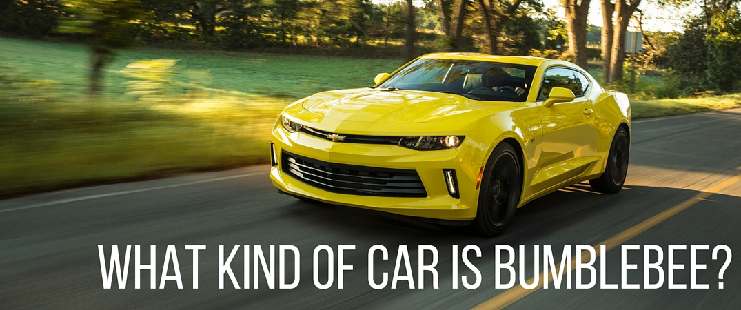 What Kind Of Car Is Bumblebee In Transformers 5