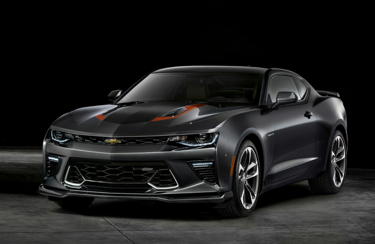 2017 Chevrolet Camaro Ss 50th Anniversary Edition Specs