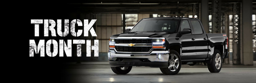 Al Serra Celebrates Chevy Truck Month