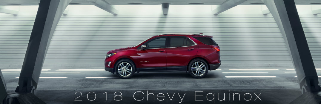 Is the 2018 Chevy Equinox a Crossover?