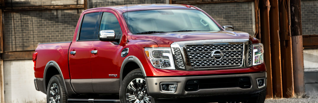 2017 nissan titan half ton release date and features. Black Bedroom Furniture Sets. Home Design Ideas